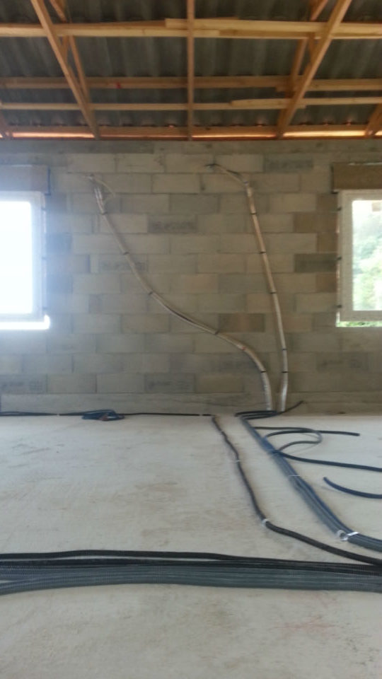 securite electrique construction